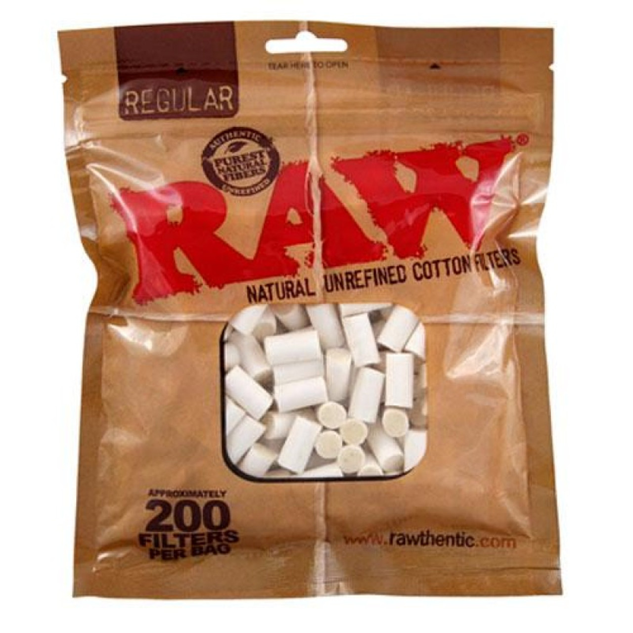 RAW Cigarette Filter Tips