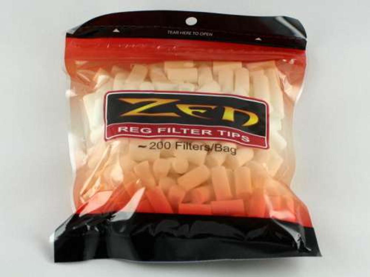 Zen Regular Cigarette Filter Tips