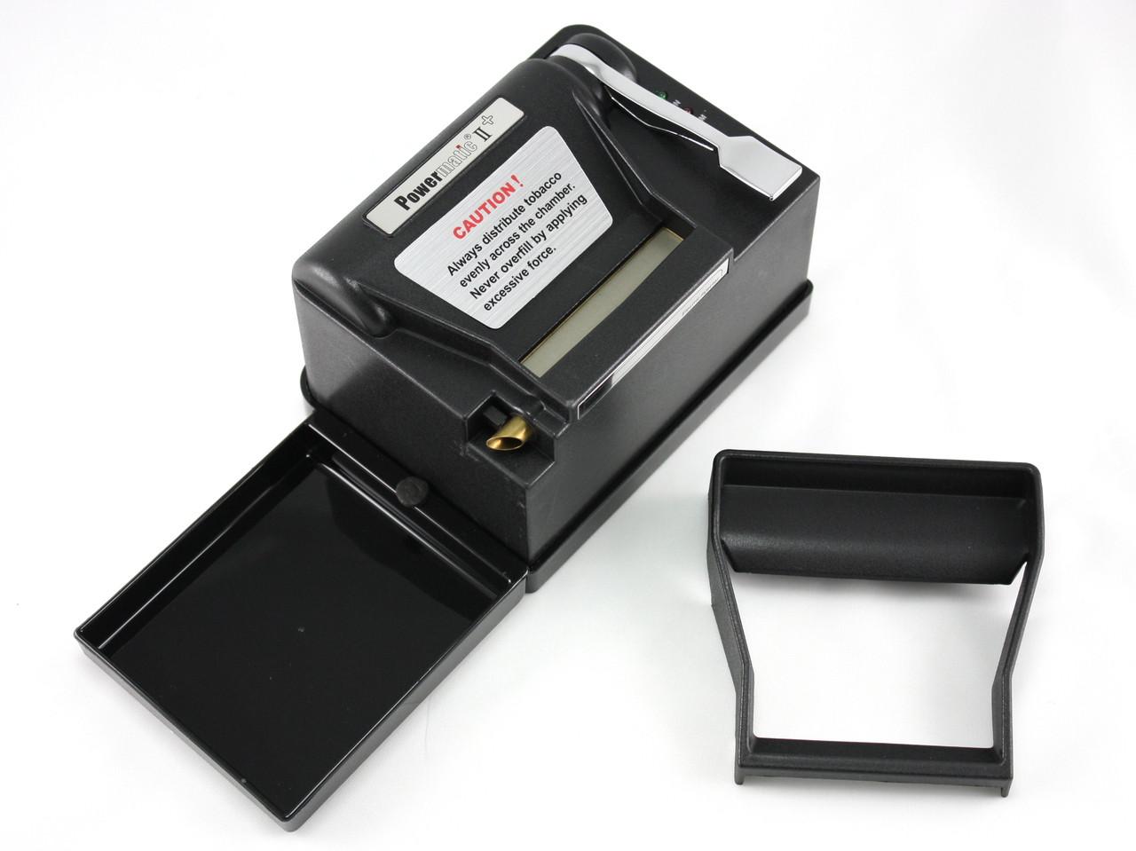 Powermatic II Electric Cigarette Rolling Machine