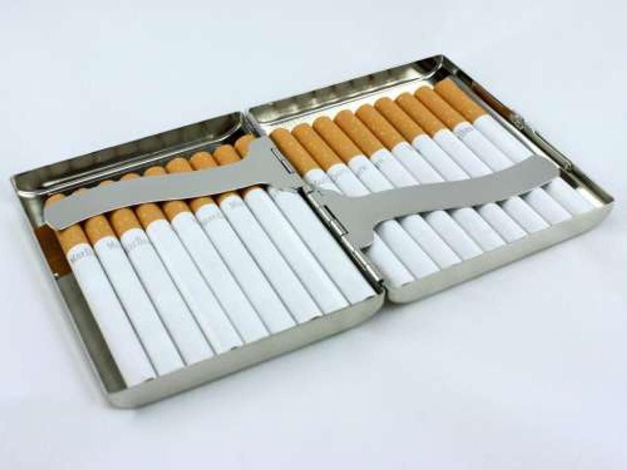 Lucky Symbol Cigarette Case