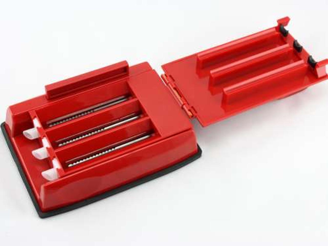 Dynamo Triple Cigarette Injector Machine