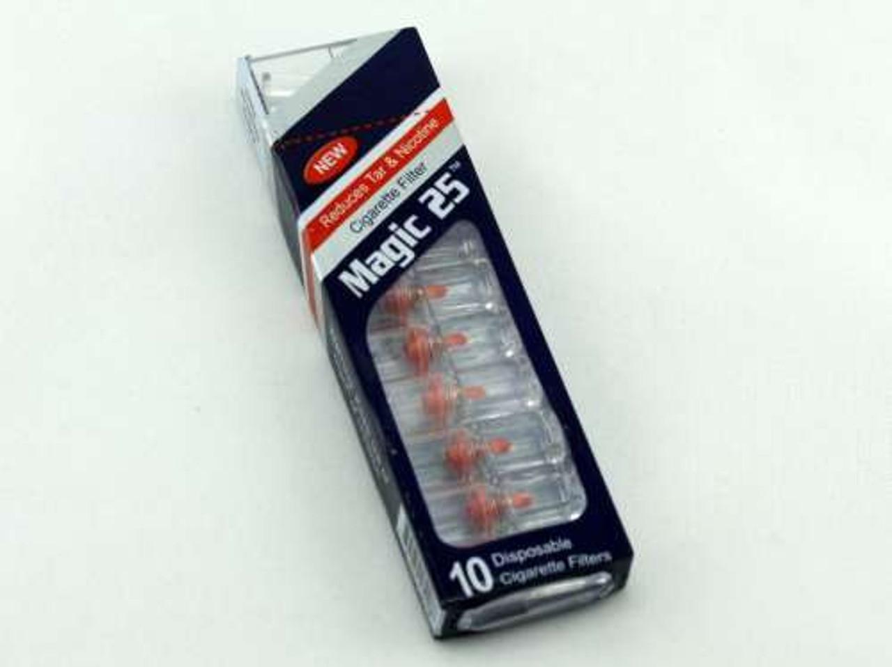 Magic 25 Disposable Cigarette Filters