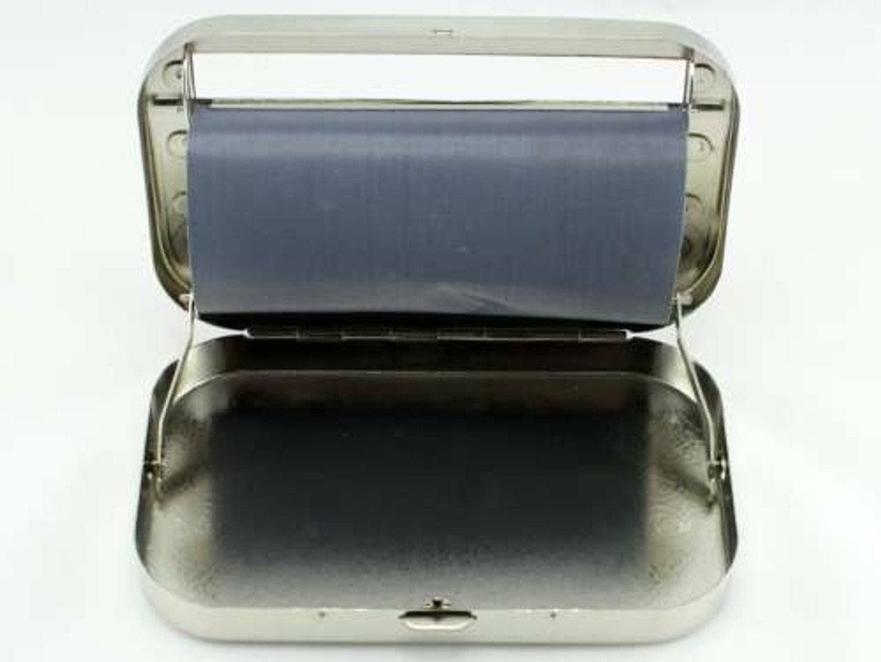Silver Motorcycle 110mm Automatic Cigarette Roller