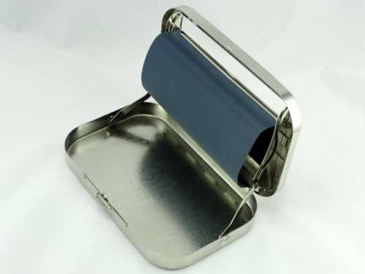 Silver Etched 110mm Automatic Cigarette Roller