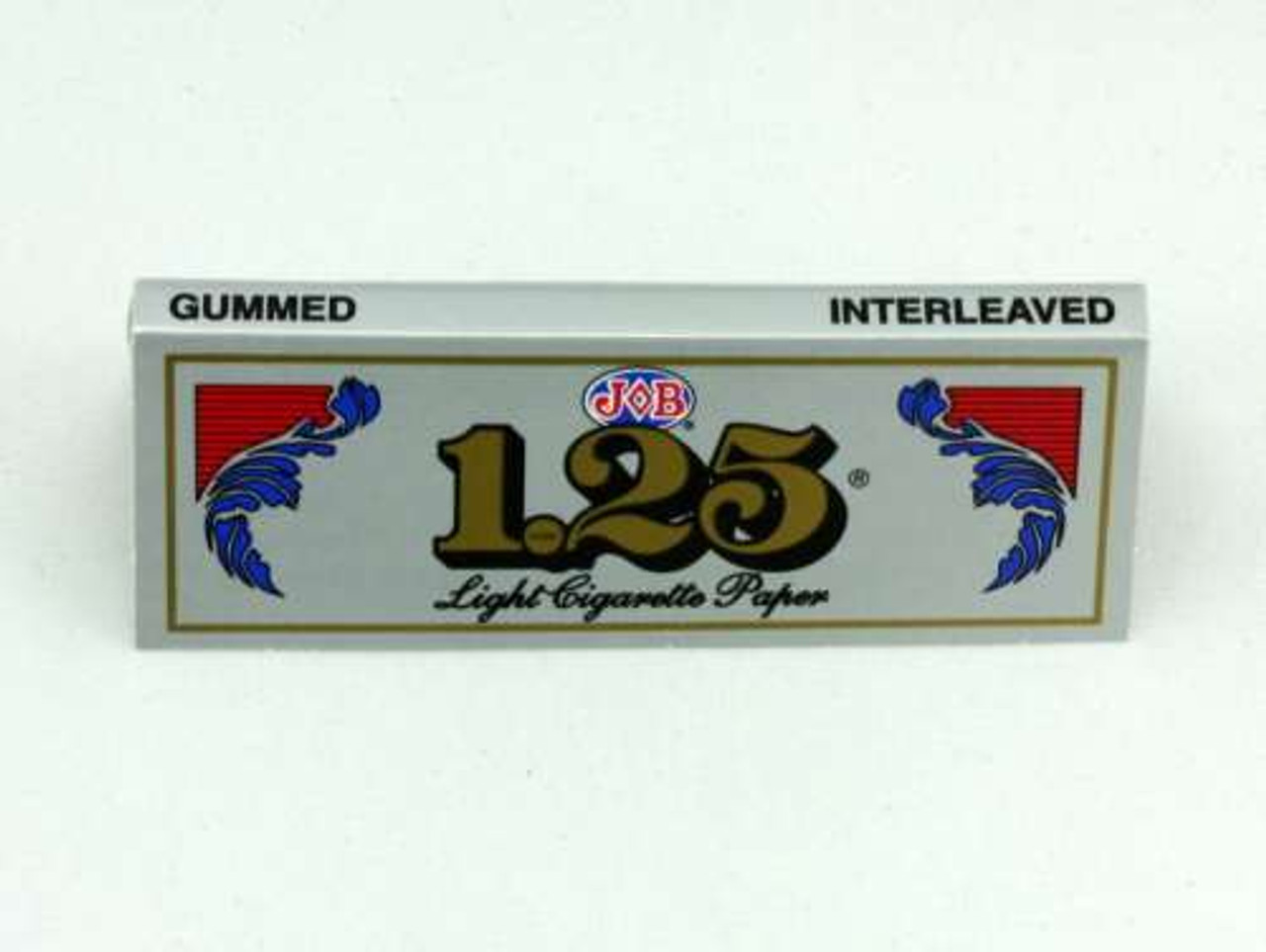 JOB 1.25 Silver Light Rolling Papers