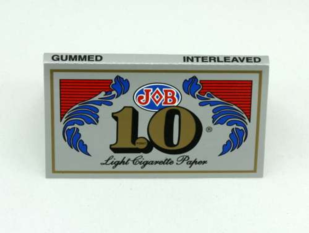 JOB Single Wide Silver Light Rolling Papers