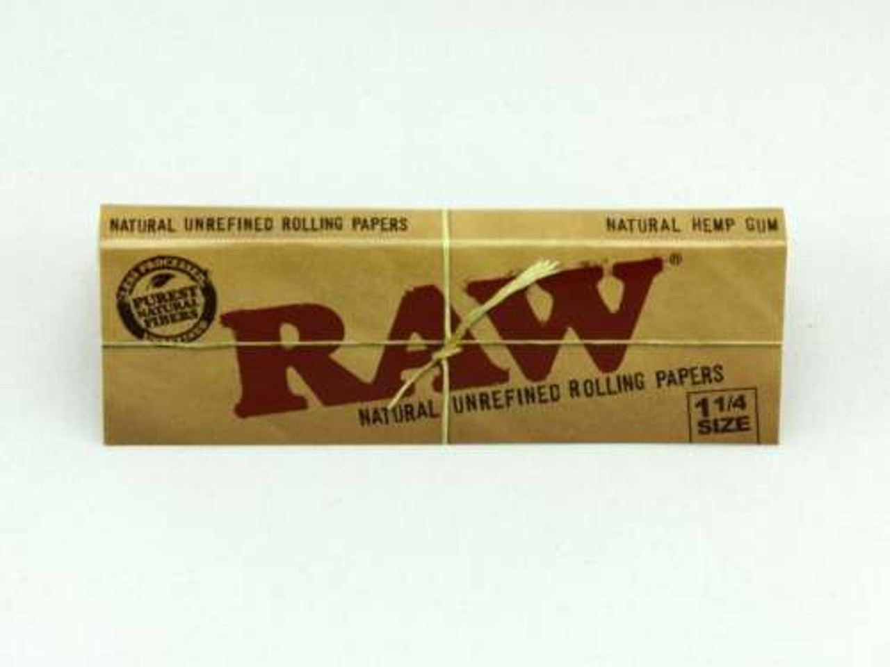 RAW 1 1/4 Natural Rolling Papers