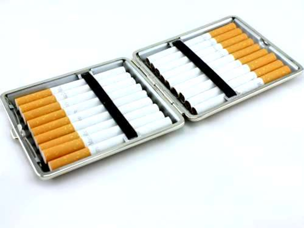 Bronze Butterfly Cigarette Case