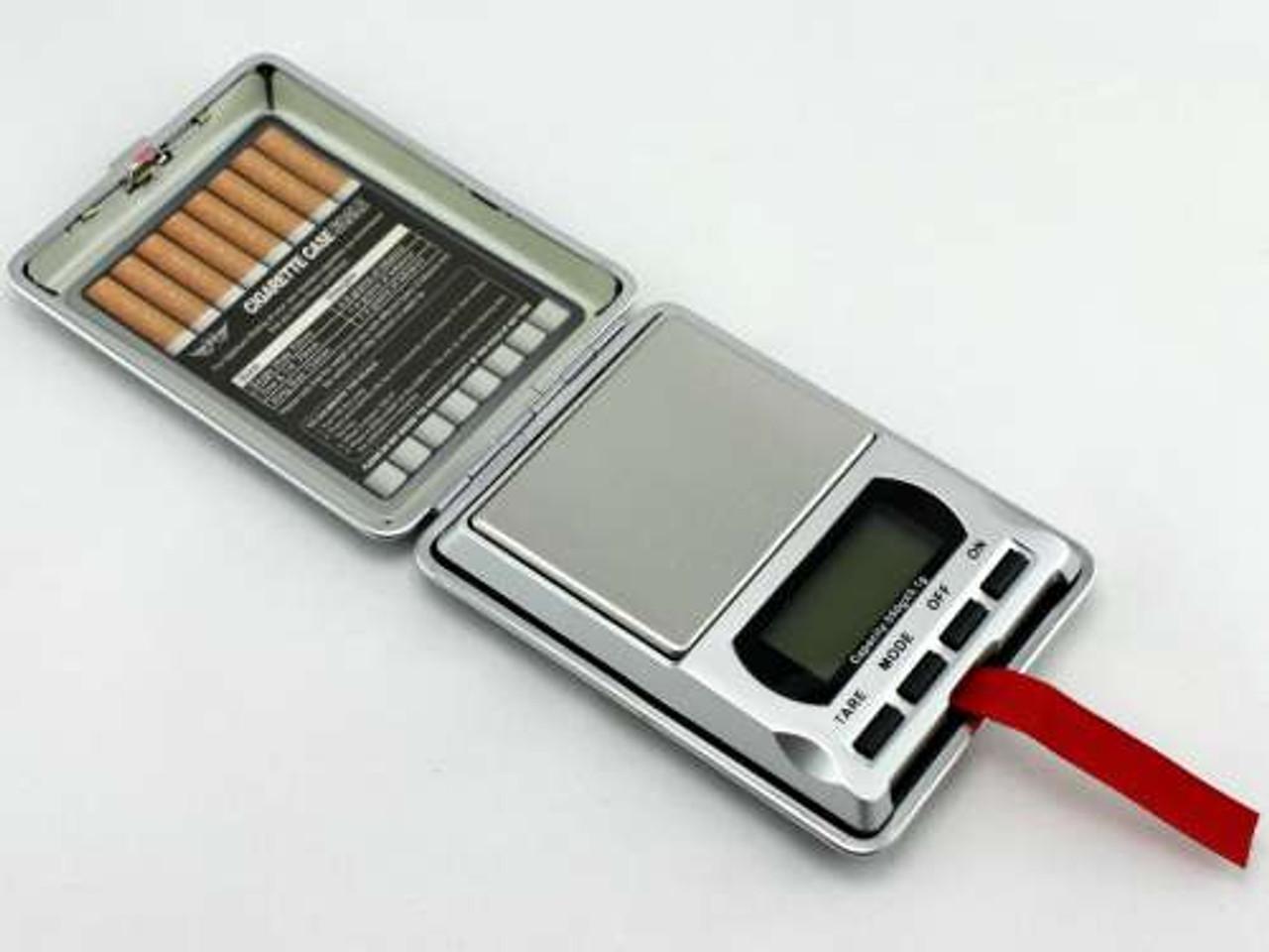 My Weigh Digital Cigarette Case Scale