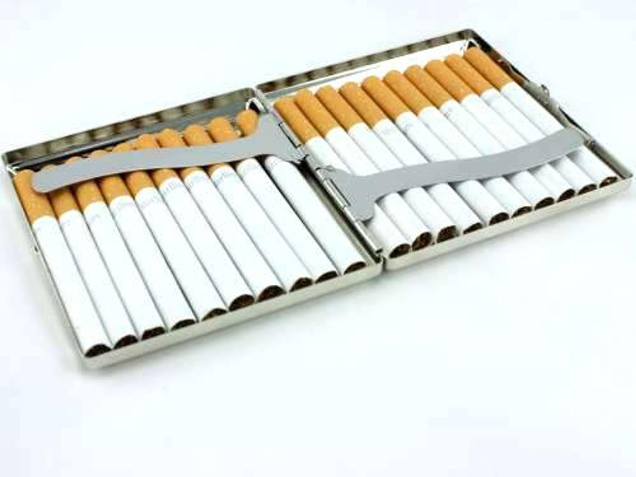 Eagle Emblem Cigarette Case