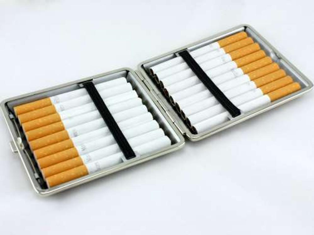 Rising Copper Cigarette Case