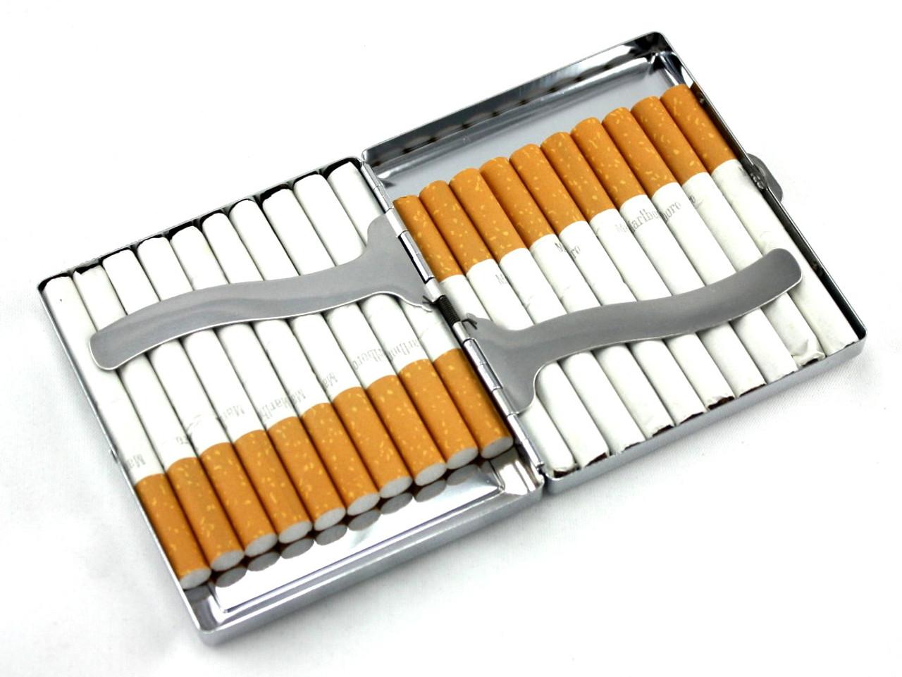 Purple Rain Stone Cigarette Case