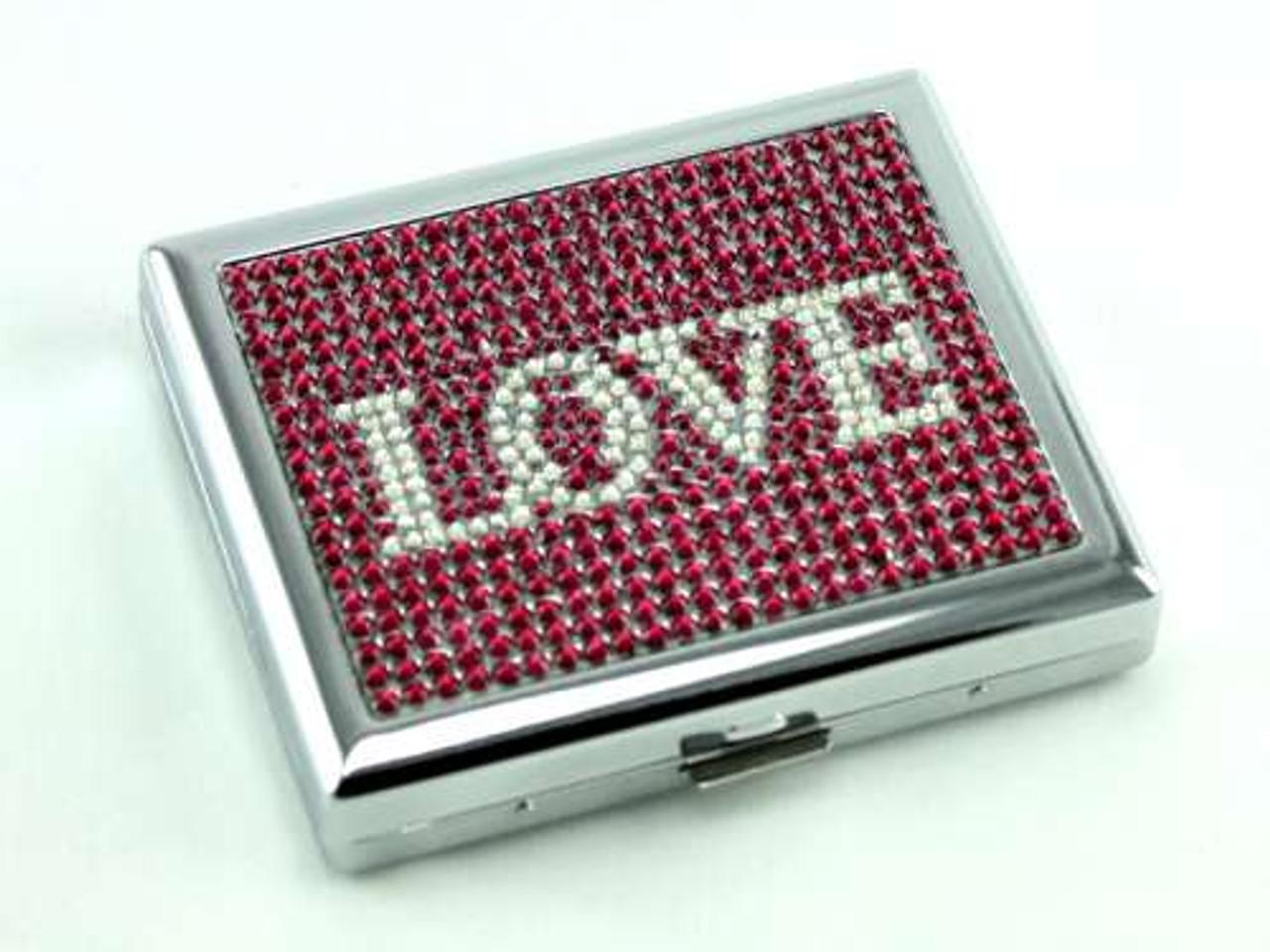 Ruby Love Cigarette Case
