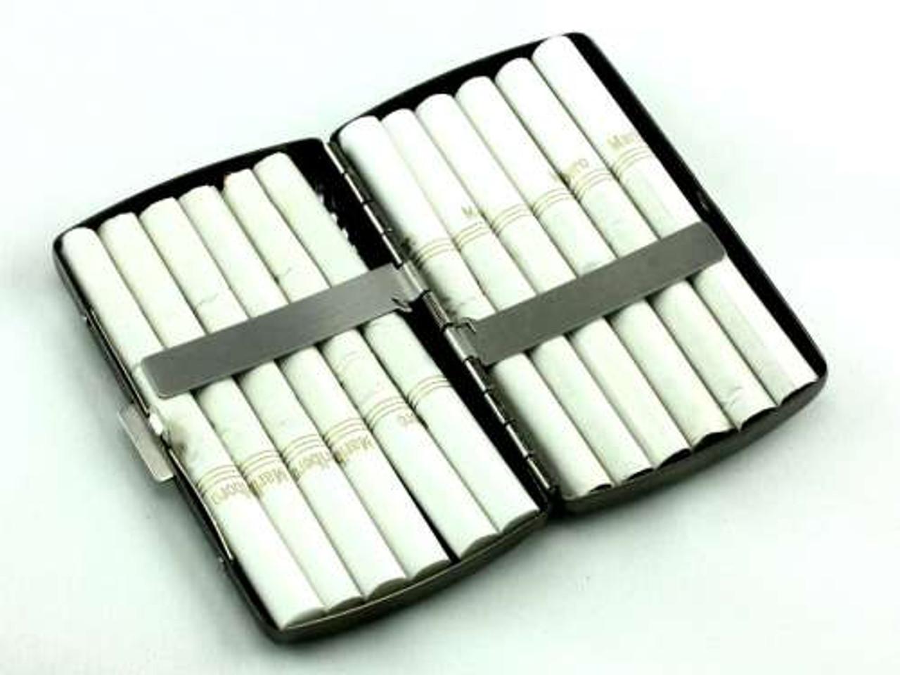 Charcoal Wave Cigarette Case