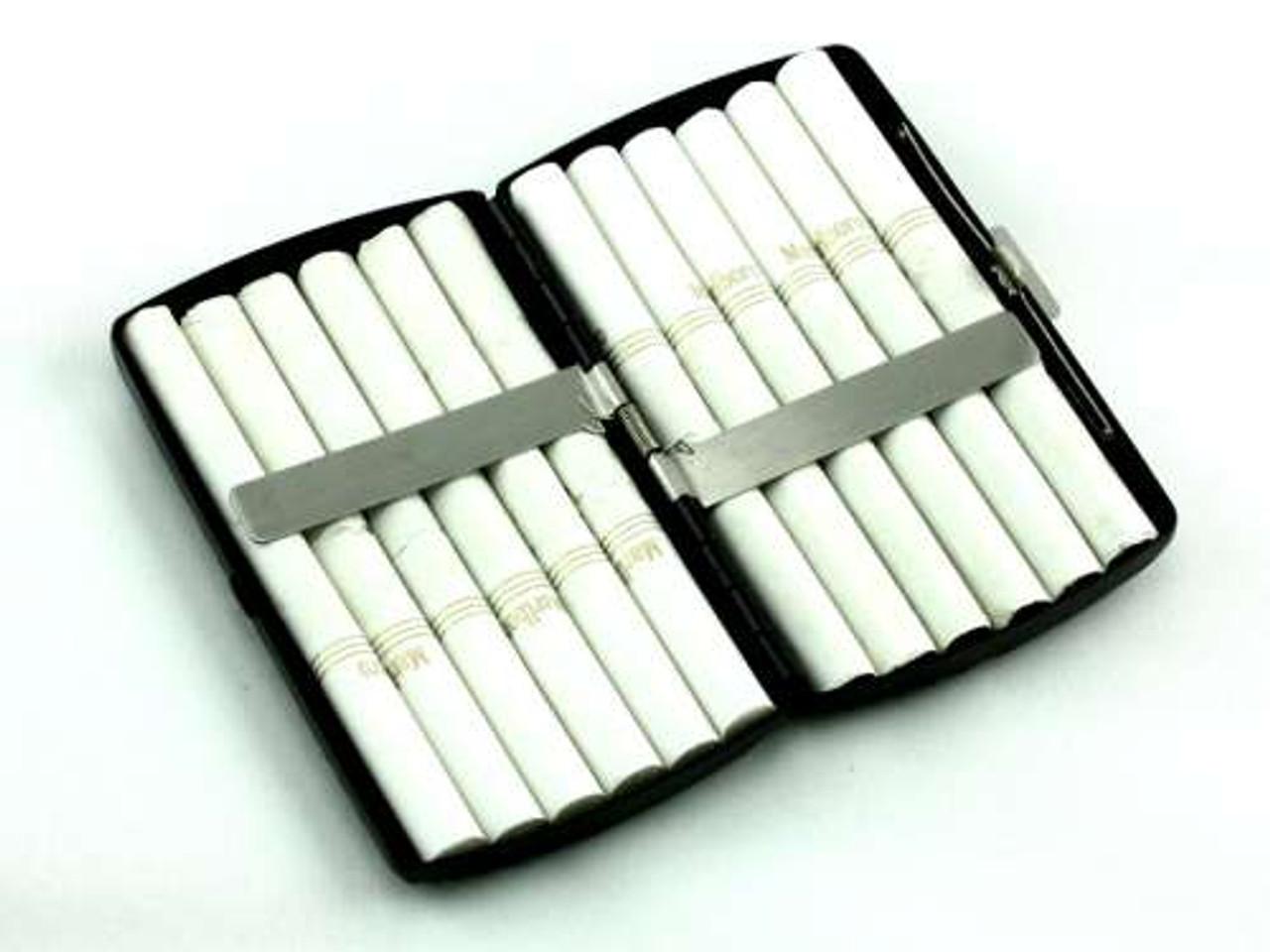 Black Wave Cigarette Case