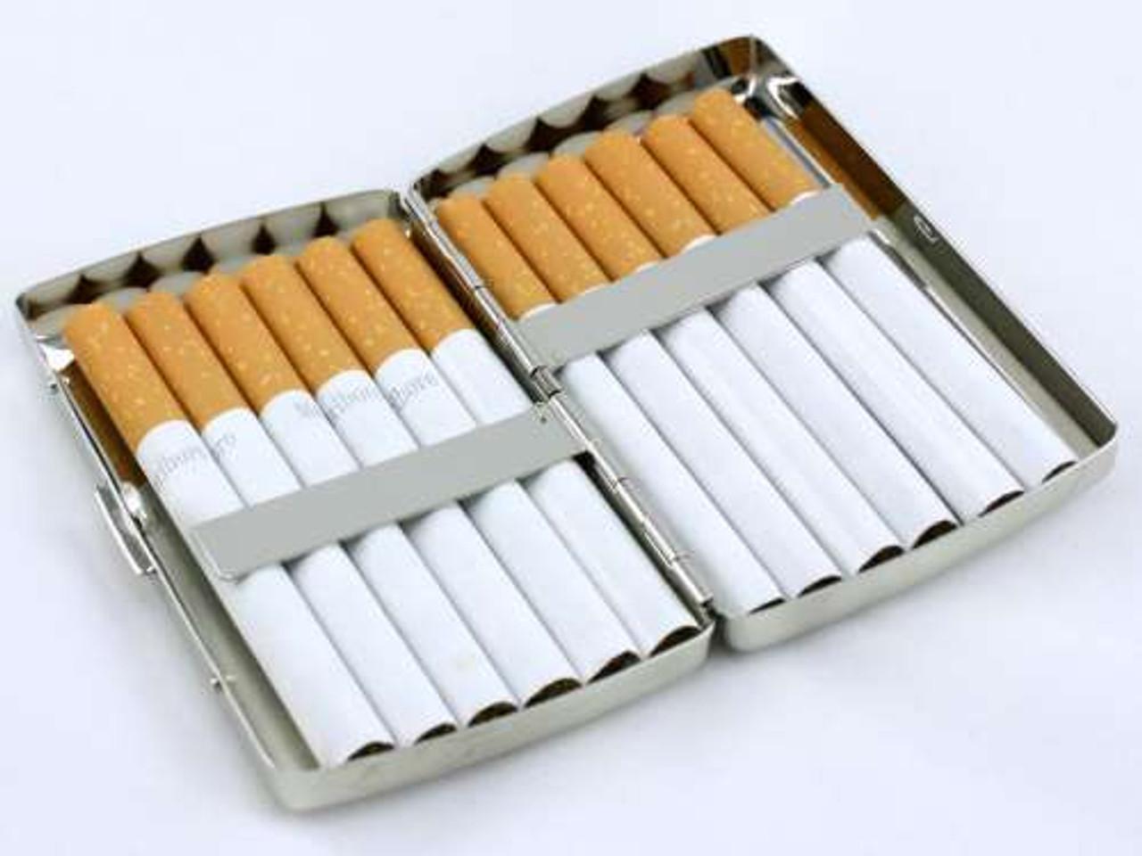 Silver Limited Cigarette Case