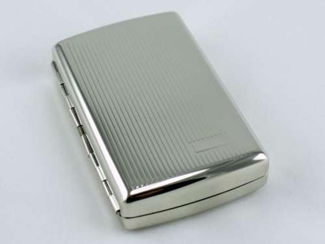Silver Line Cigarette Case