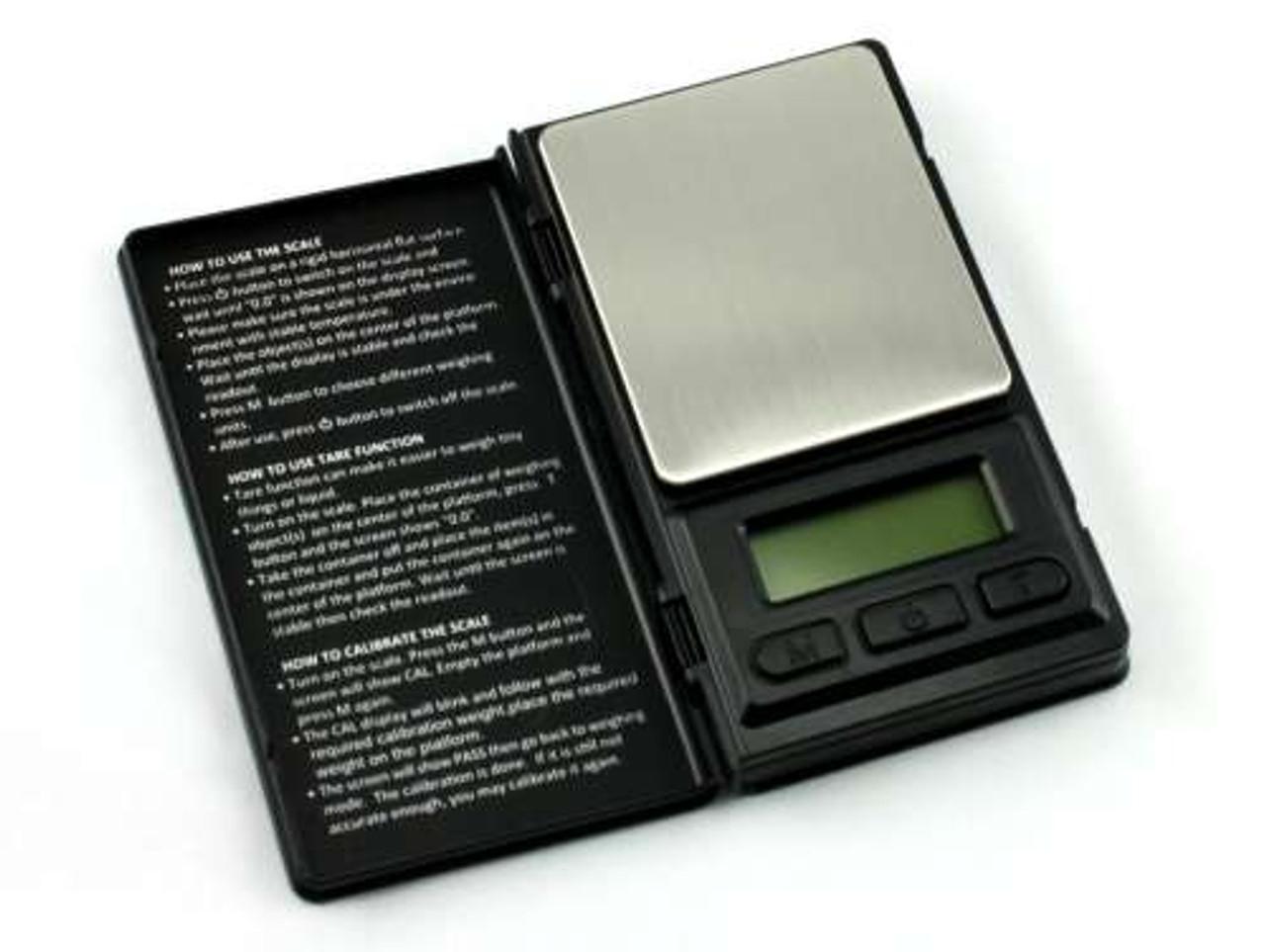 Fuzion Professional Digital Pocket Scale