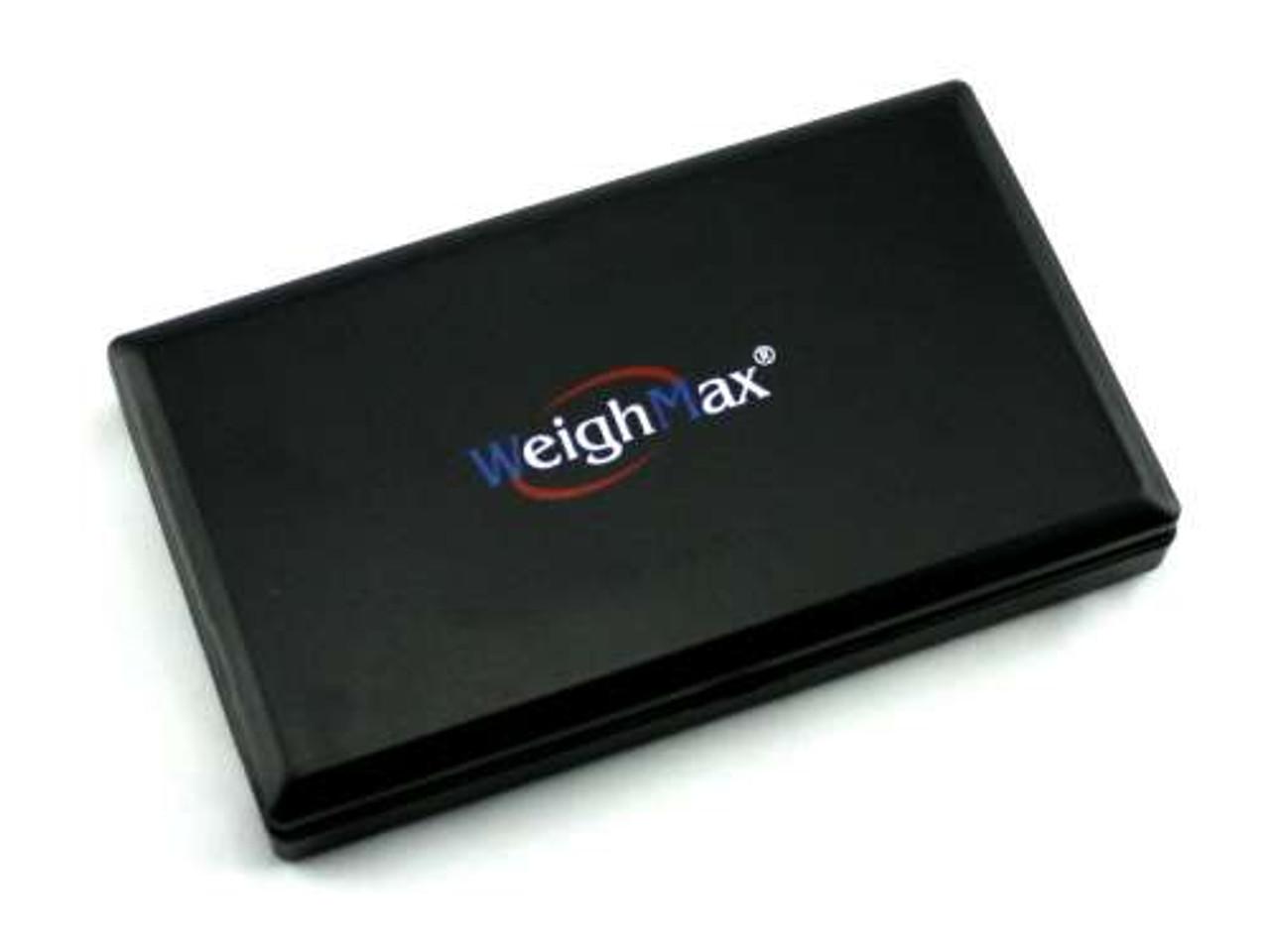 WeighMax Pro Black Digital Pocket Scale