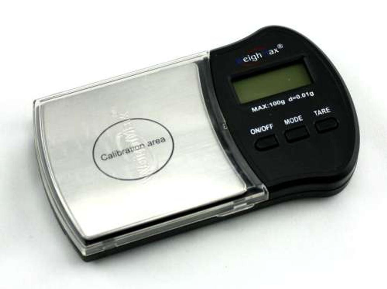 WeighMax Digital Pocket Scale