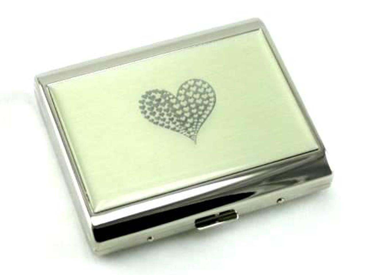 Lucienne Flying Hearts Cigarette Case