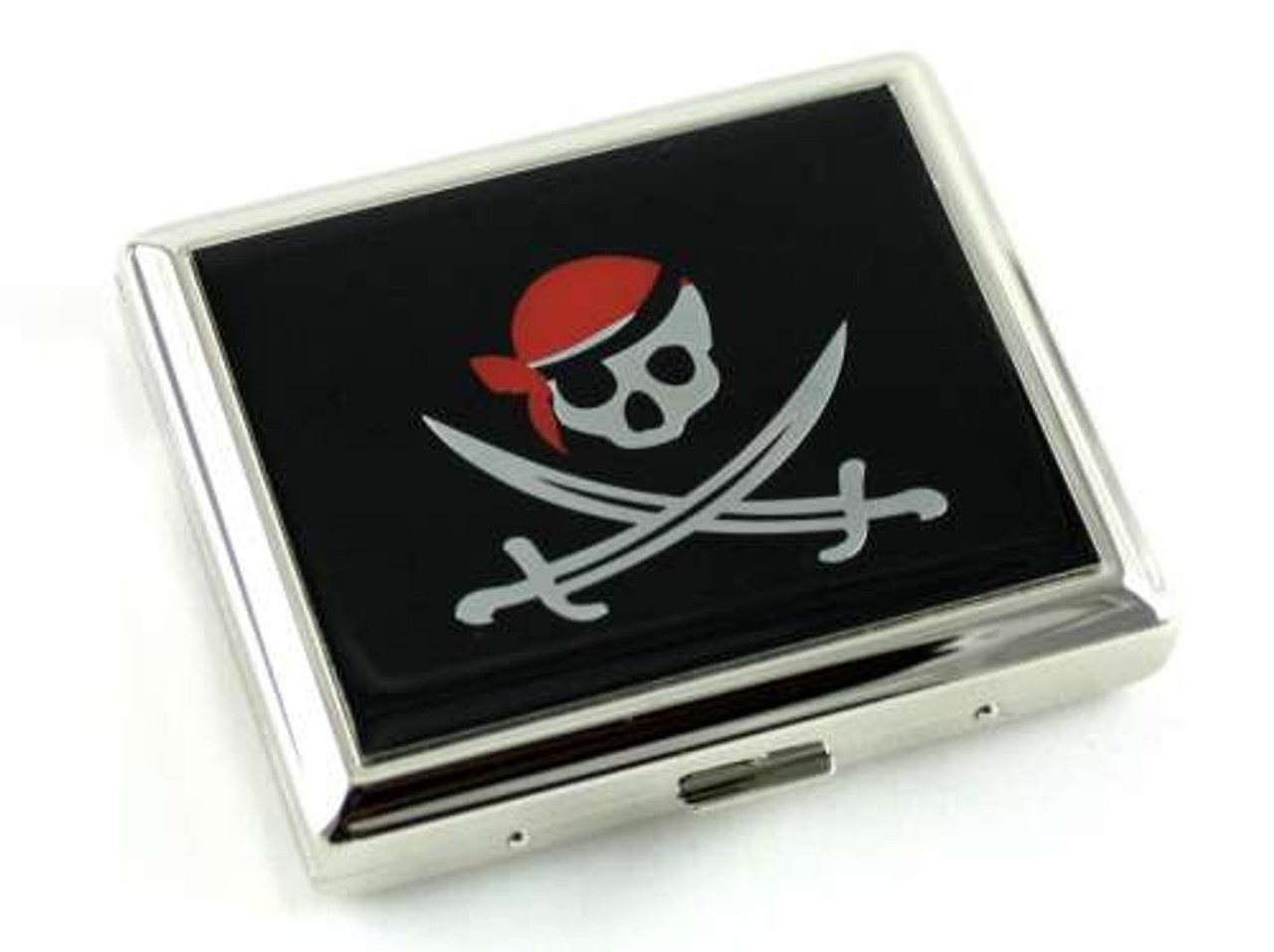 Lucienne Swashbuckler Cigarette Case