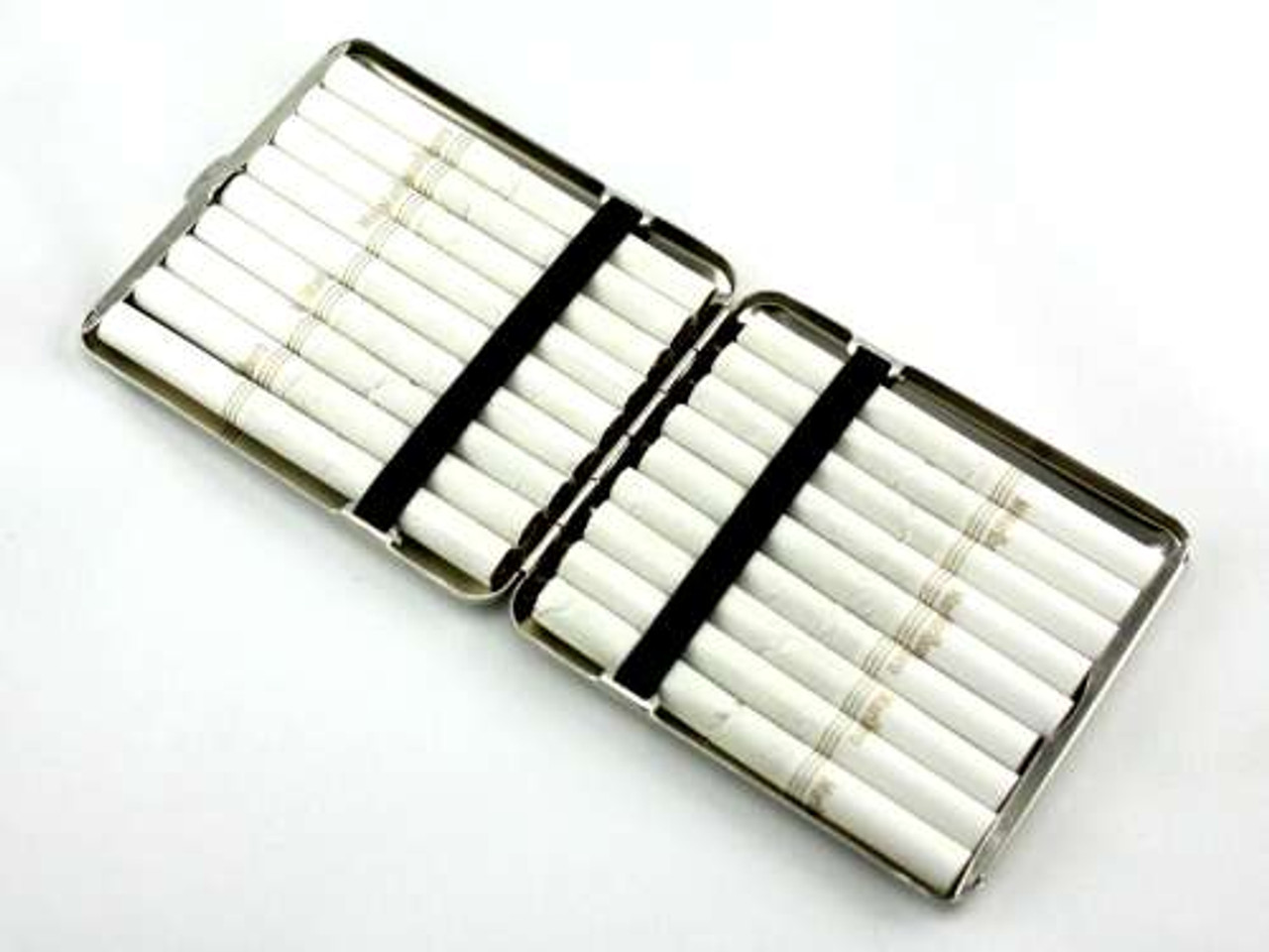 Lucienne Silver Freeman Cigarette Case