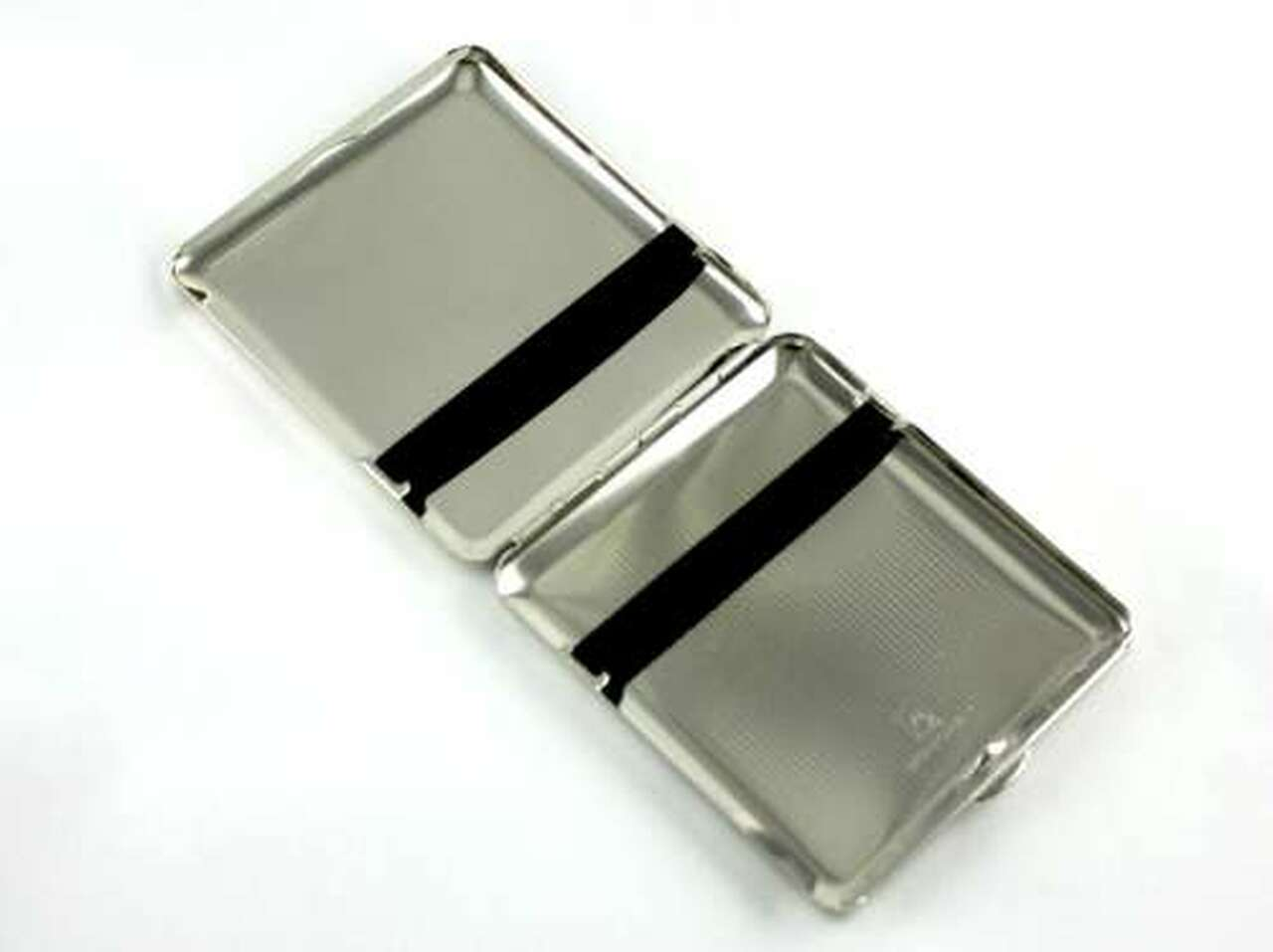 Lucienne Silver Regal Cigarette Case