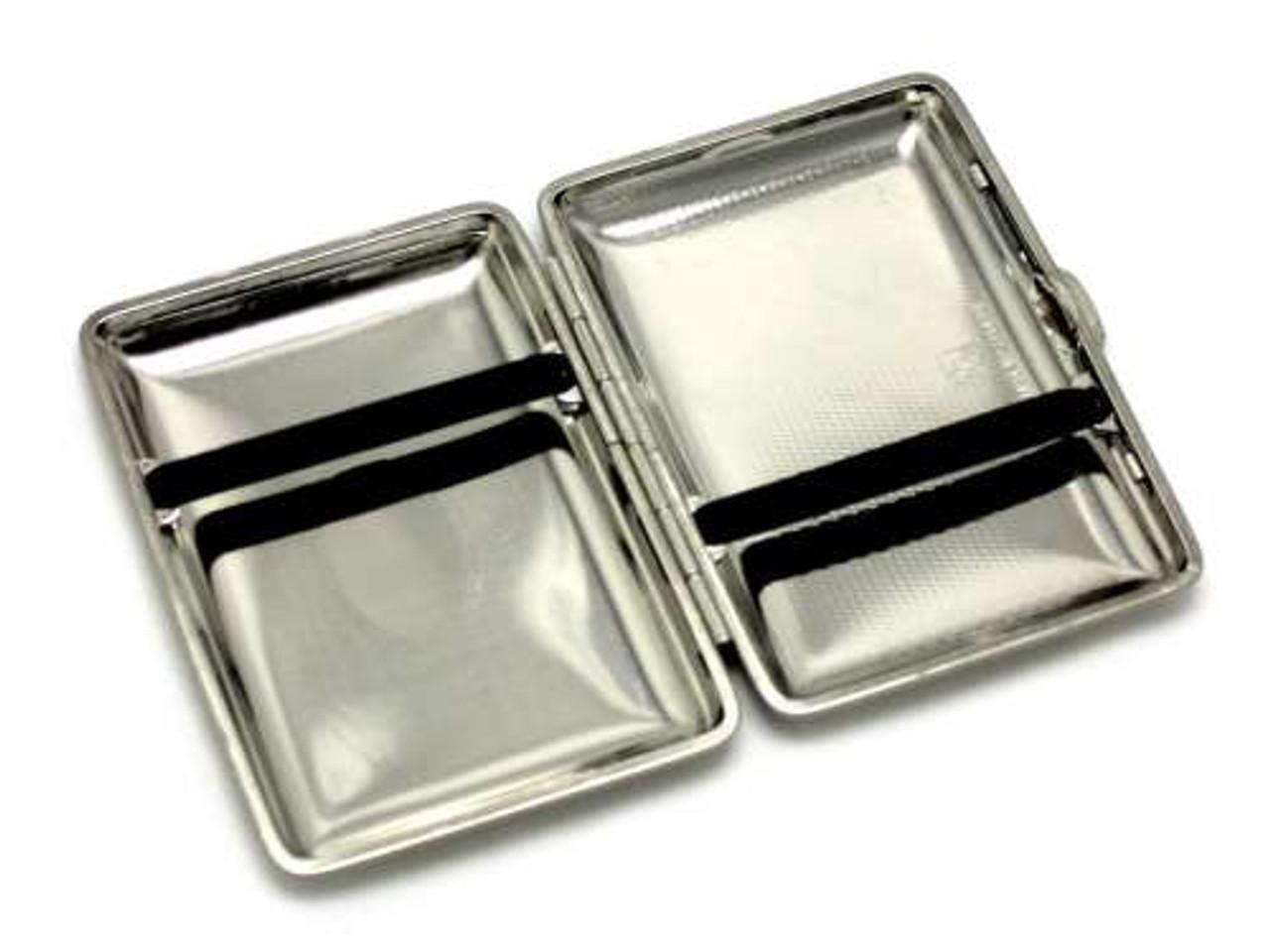 Lucienne Classic Etched Cigarette Case