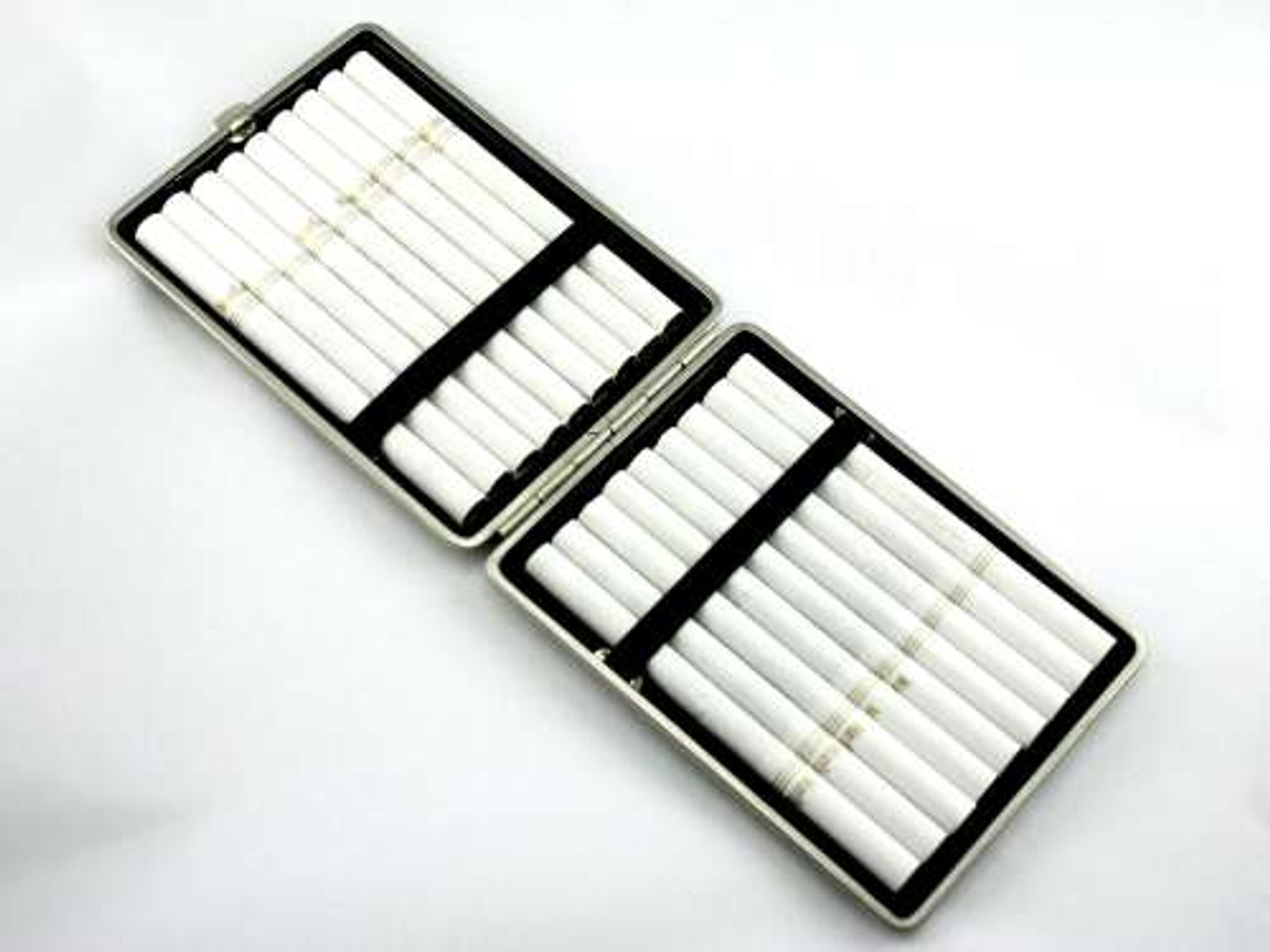Lucienne Black Shadow Cigarette Case