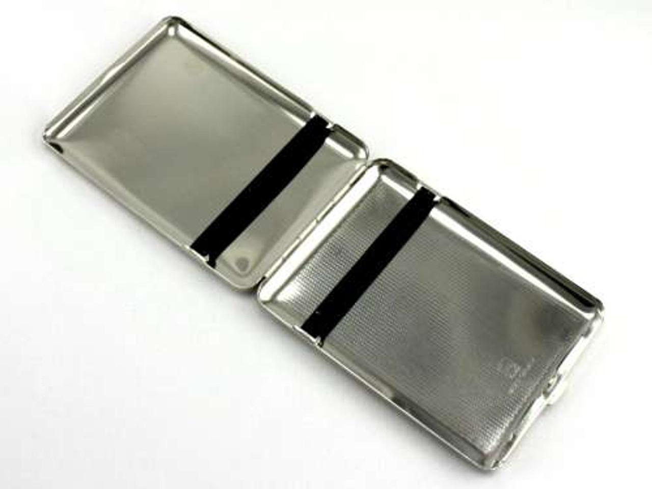 Lucienne Silver Duke Cigarette Case