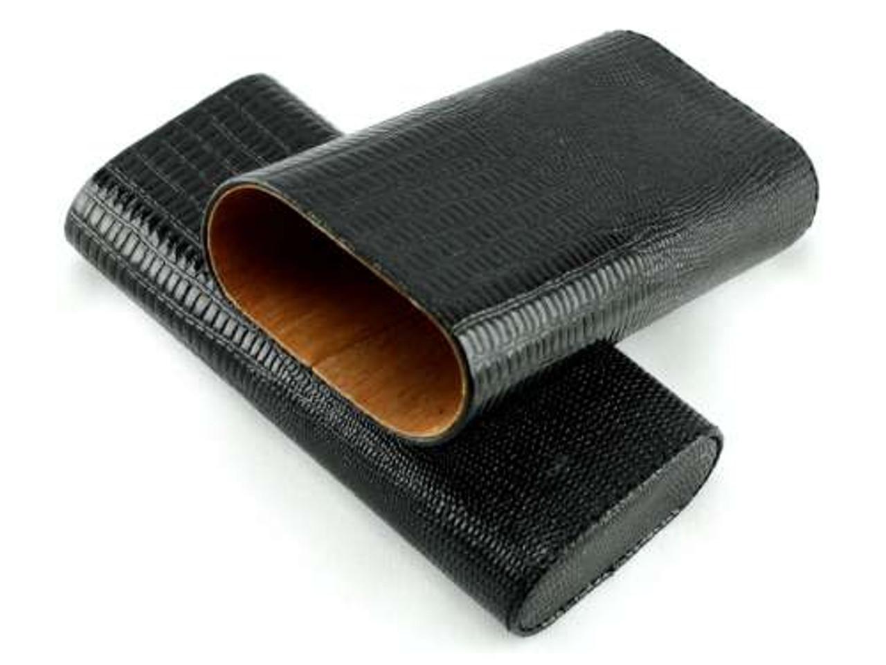 Black Lawrence Cigar Case