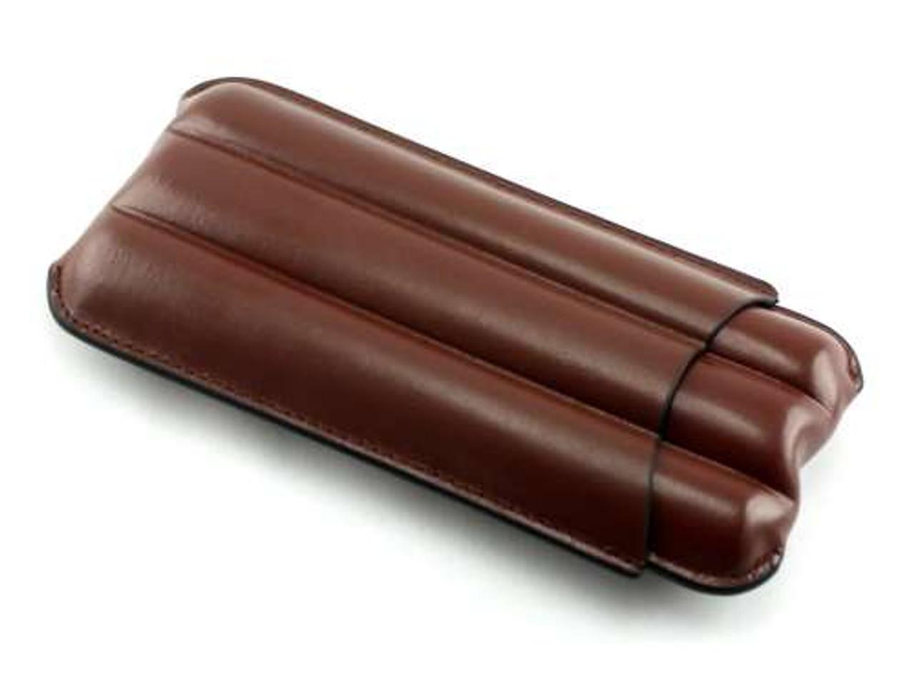 Brown Lawson Cigar Case