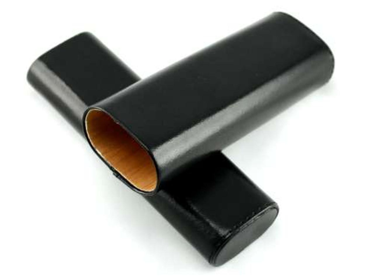 Black Davidson Cigar Case