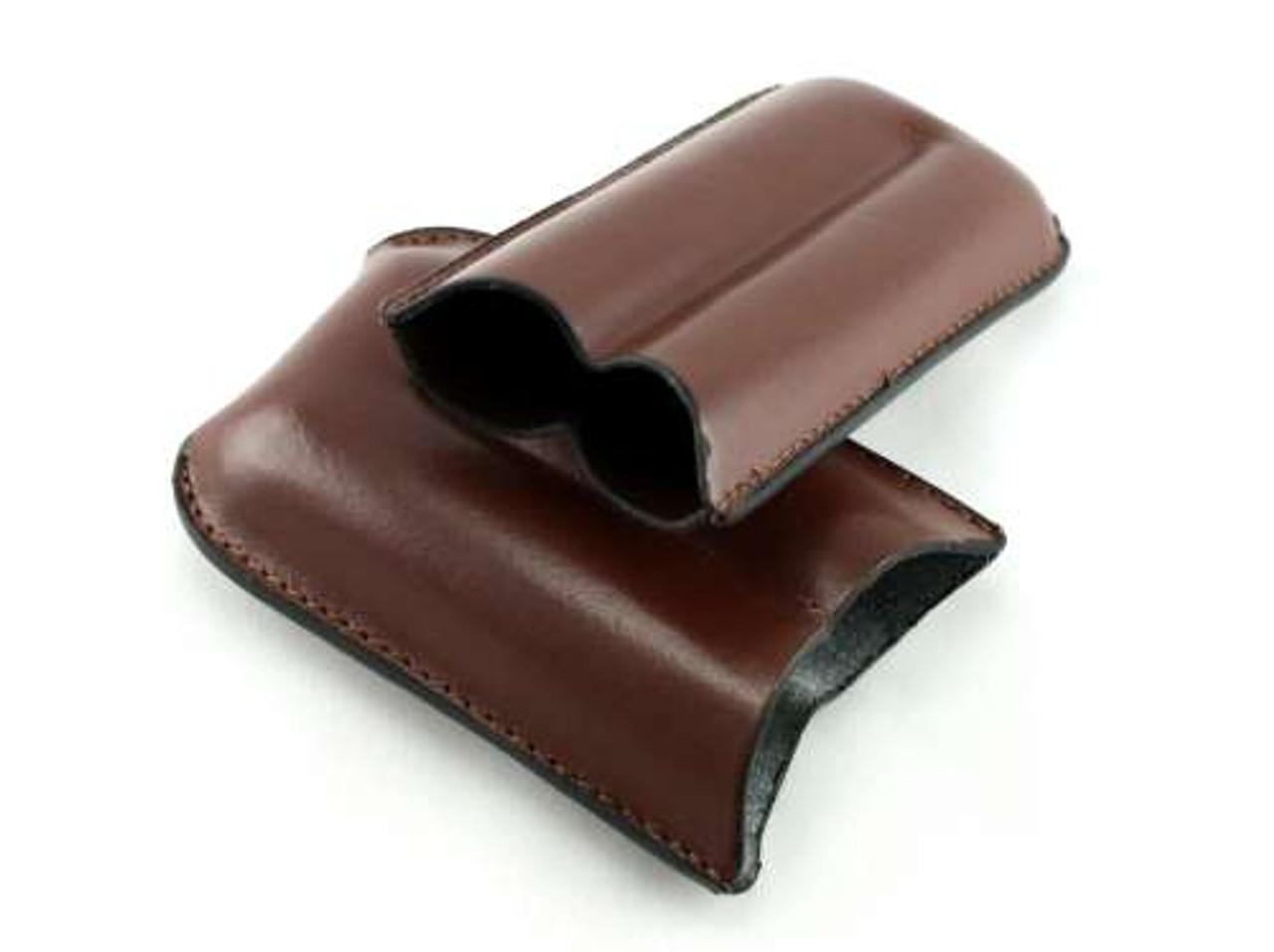 Brown Colton Cigar Case