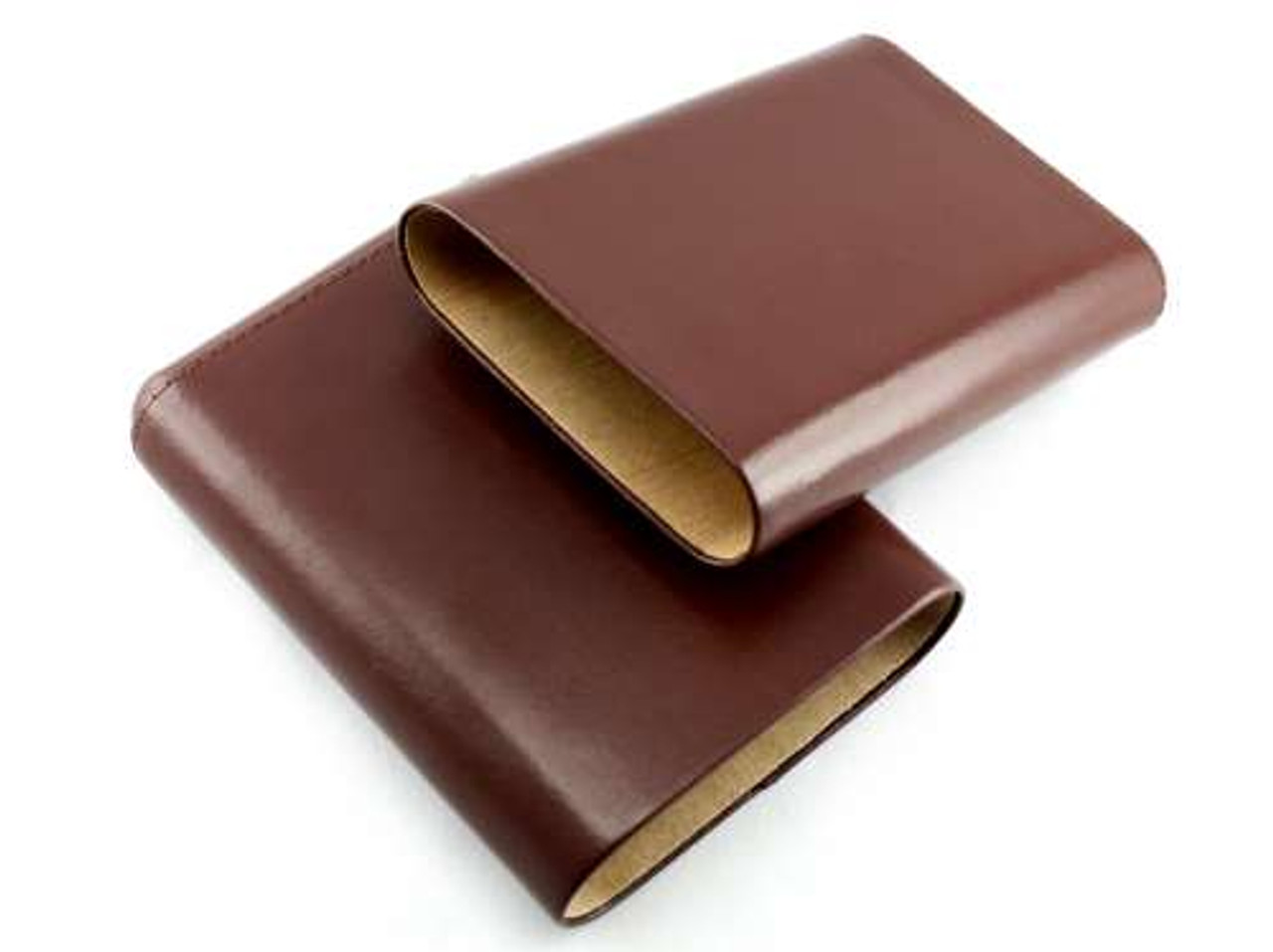 Brown Infinity Cigar Case