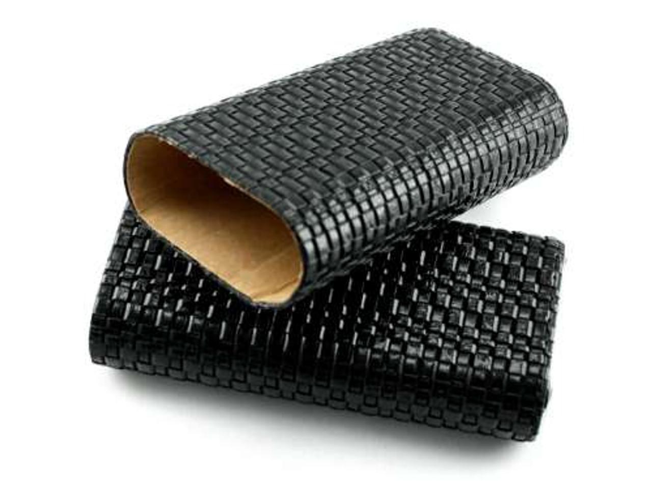 Black Waverly Cigar Case