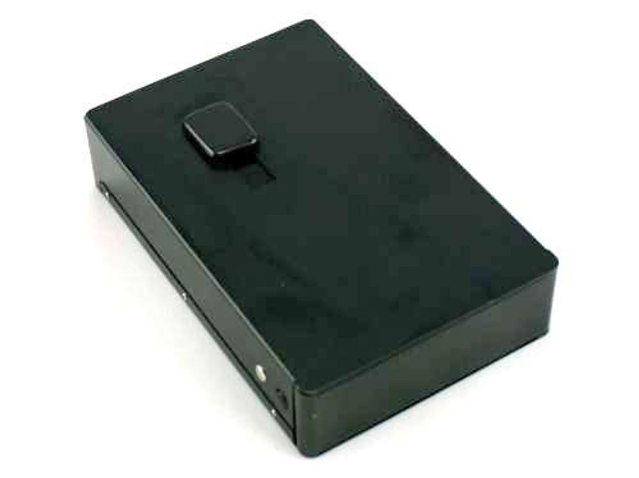 Black Picture Frame Auto Dispensing Cigarette Case