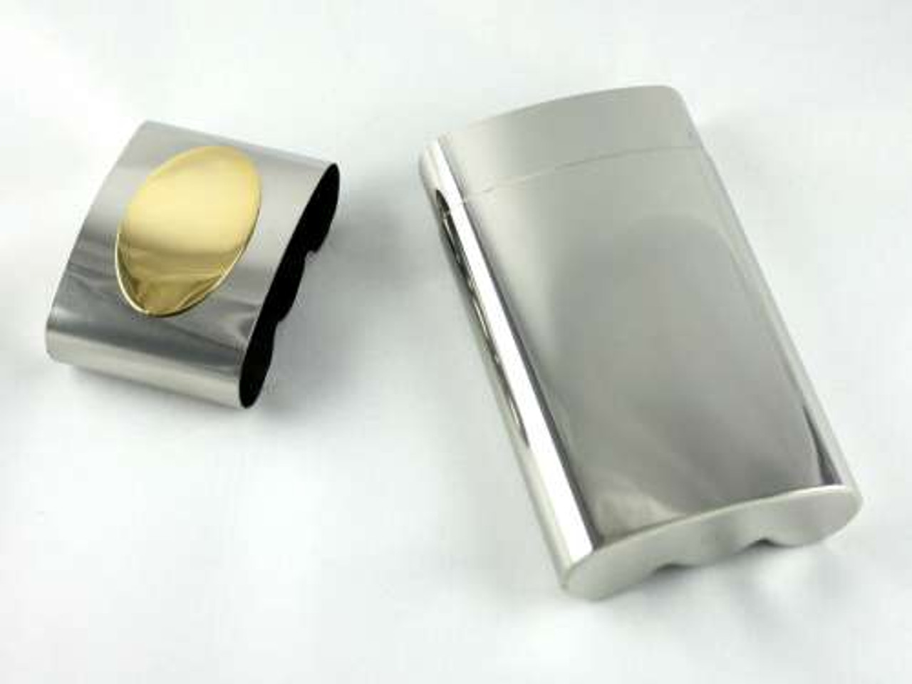 Lucienne Silver Legacy Cigar Case