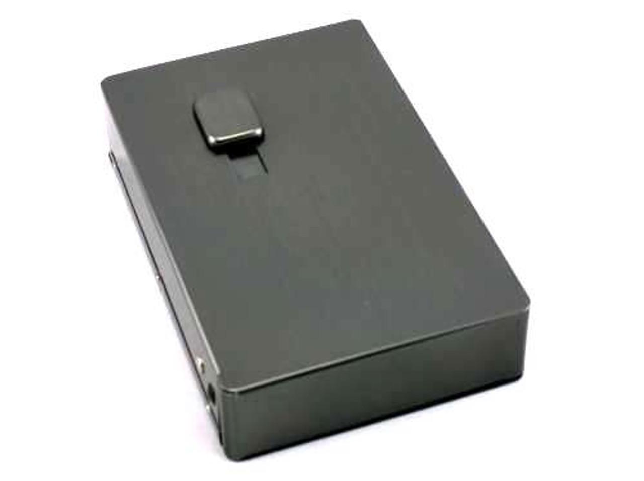 Charcoal Picture Frame Auto Dispensing Cigarette Case