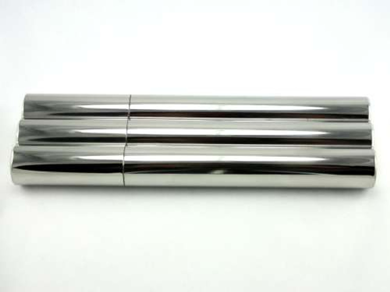 Silver King Triple Cigar Tube