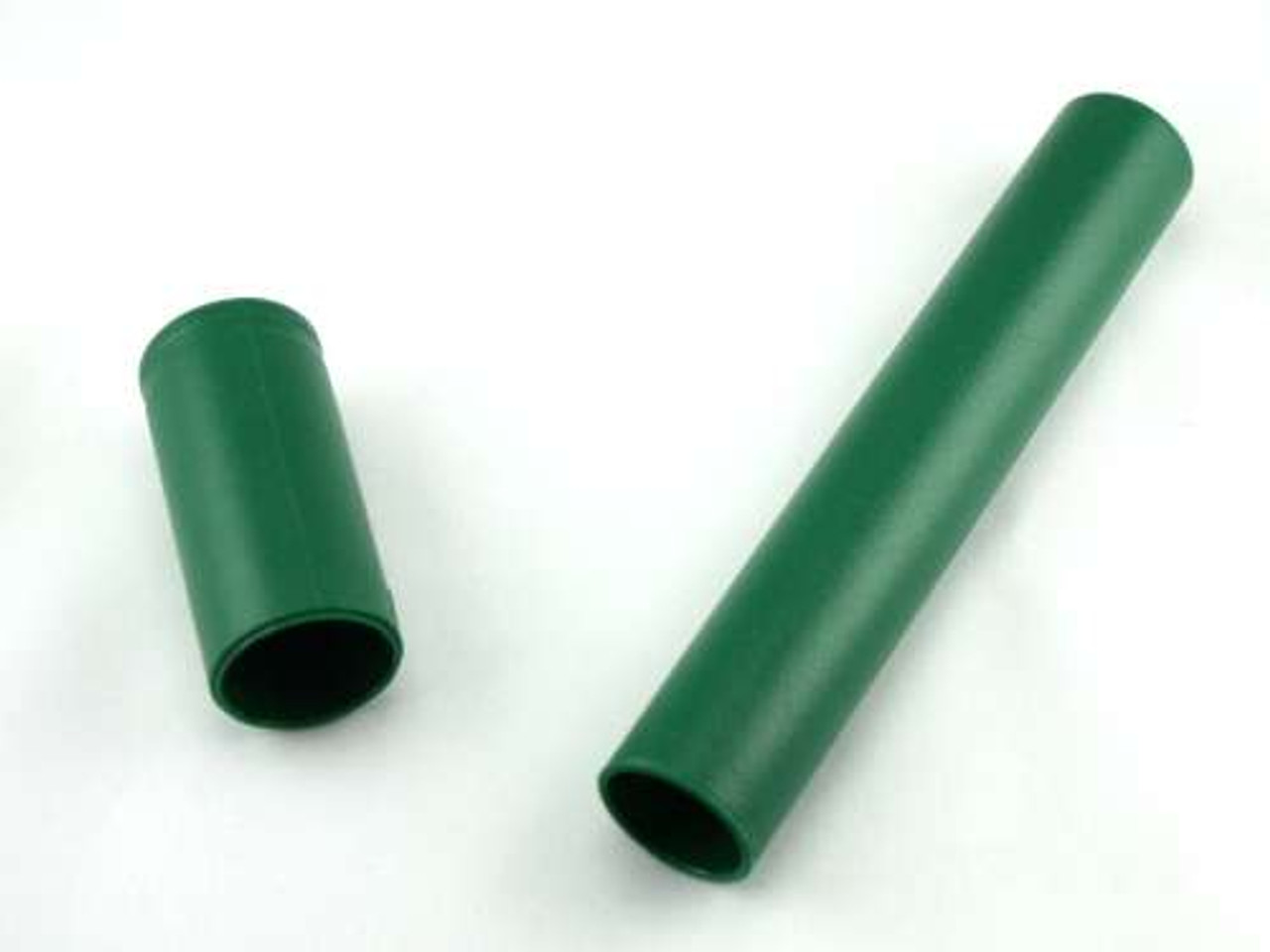 Green Adjustable Plastic Cigar Tube