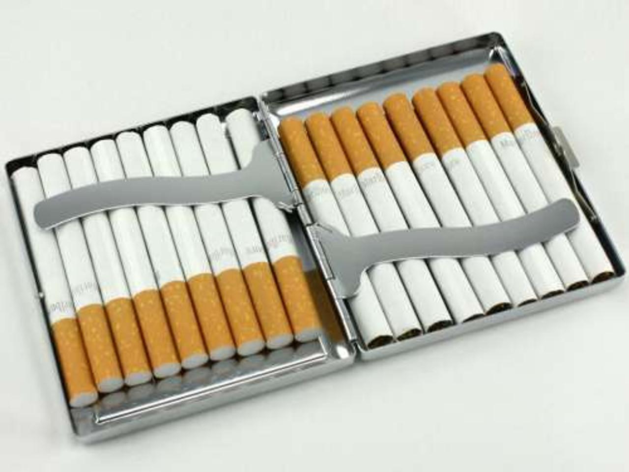 Rolling Stones Cigarette Case