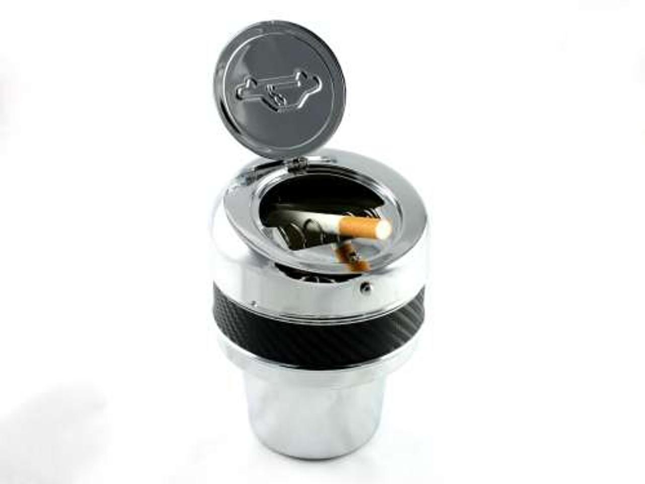Carbon Fiber Cigarette Car Ashtray