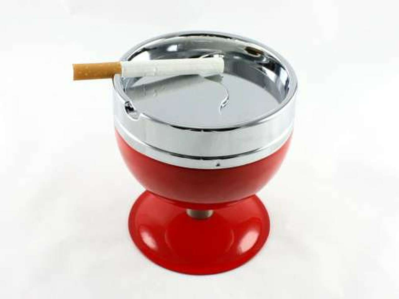 Red Viper Cigarette Ashtray