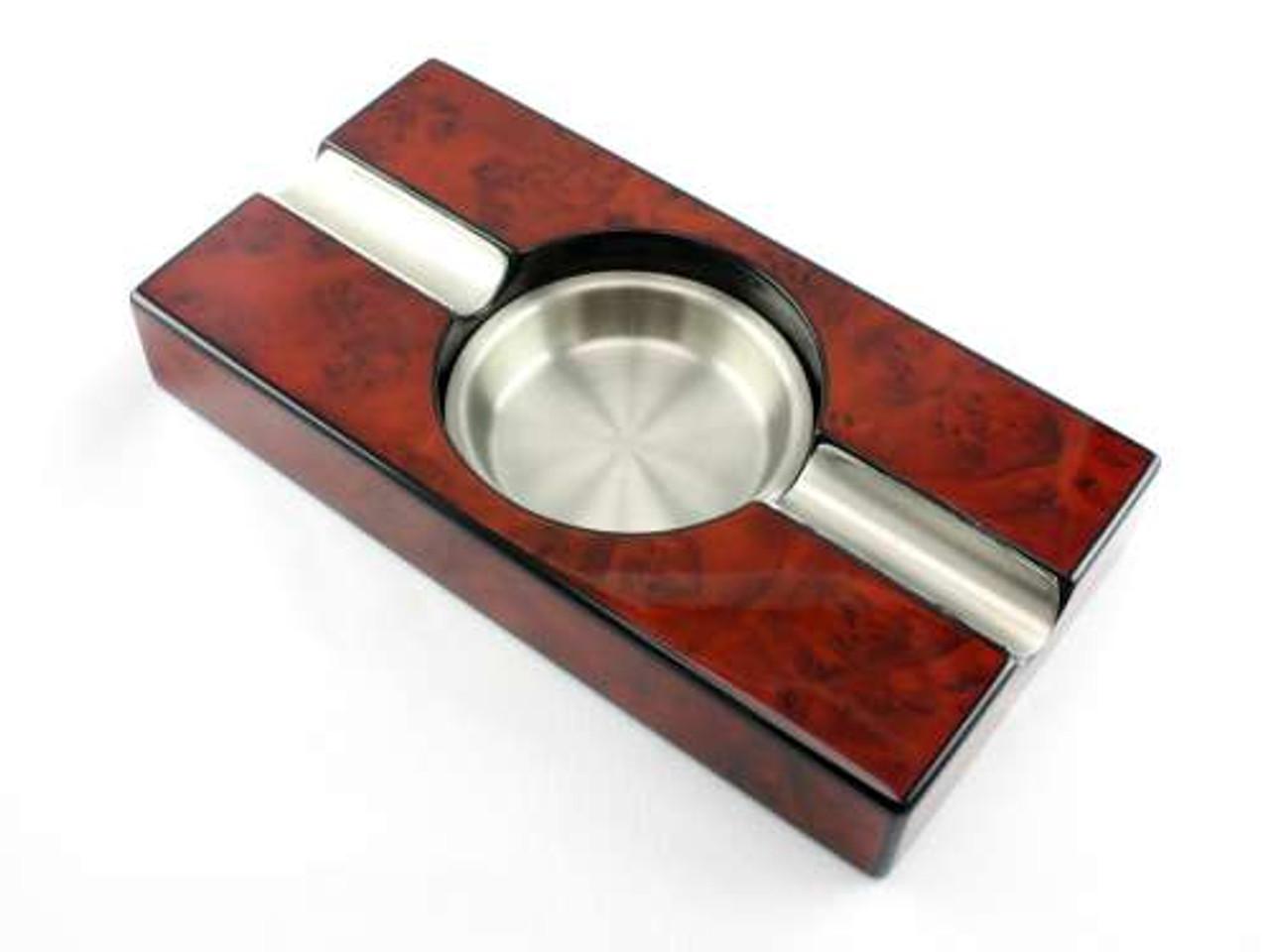 Brown Centurion Cigar Ashtray