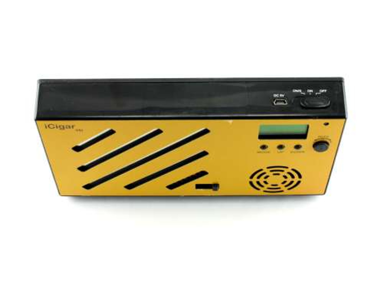 Le Veil Gold iCigar Hybrid Electronic Cigar Humidifier