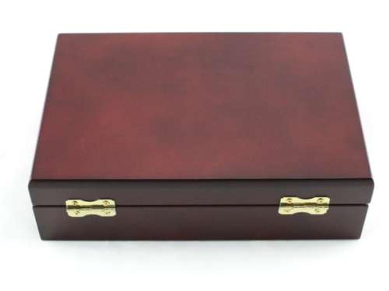Cherry Davenport Cigar Humidor Gift Set