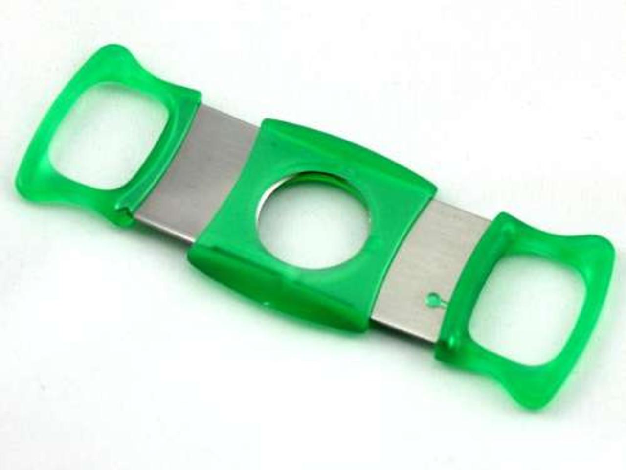 Green Bryson Cigar Cutter