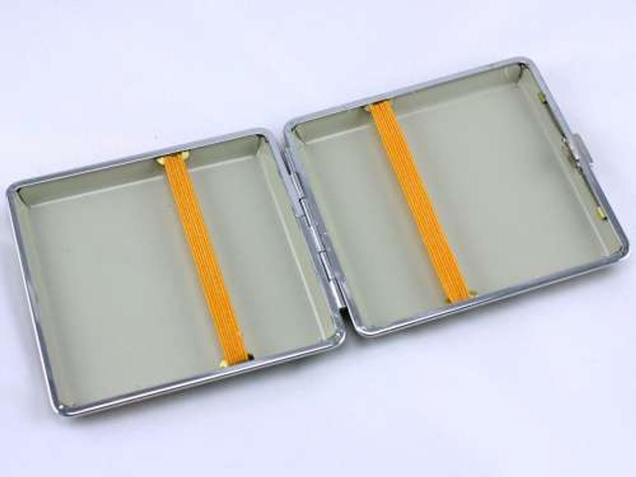 Sparkling Gold Cigarette Case